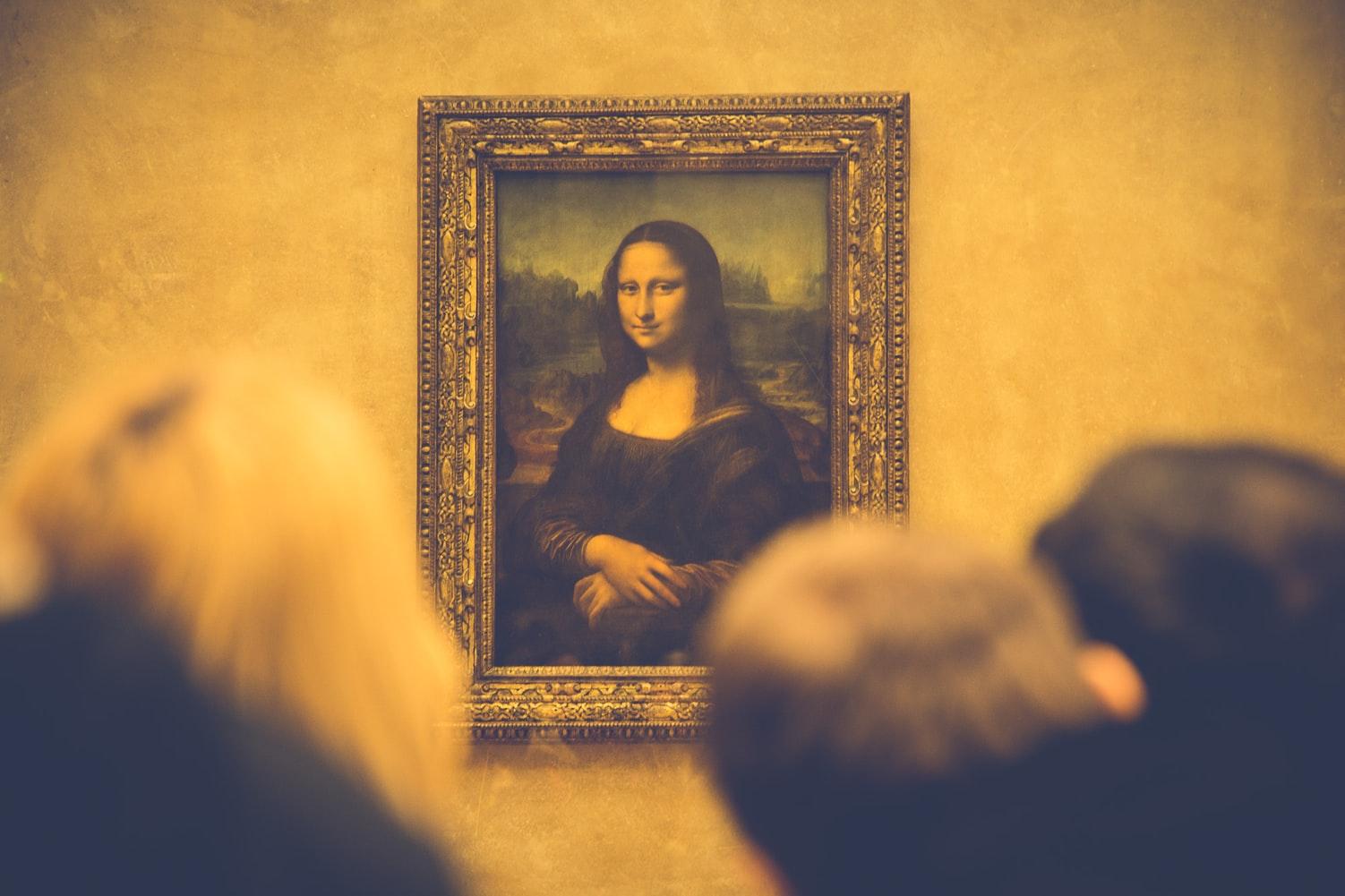 Šifra mistra Leonarda? V očích Mony Lisy nalezeny záhadné symboly