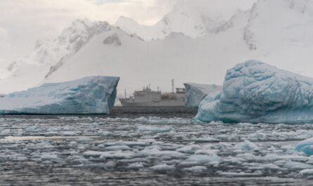 Lod' a ledovec